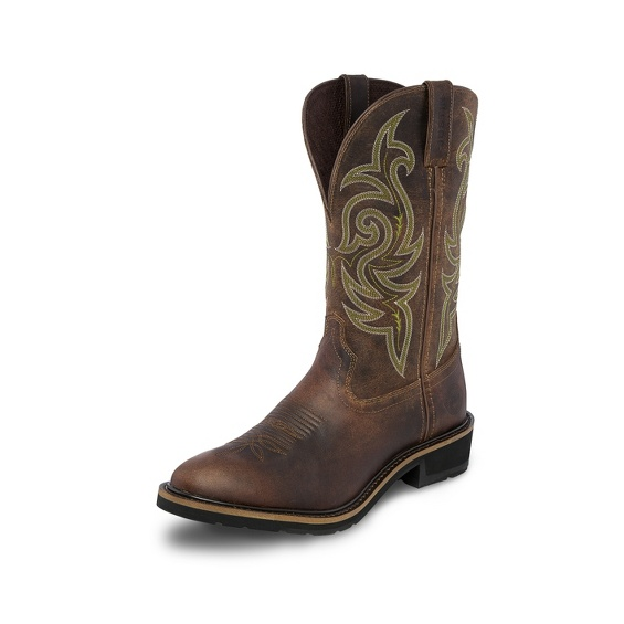 Image for TEAGUE BROWN boot; Style# WK4575