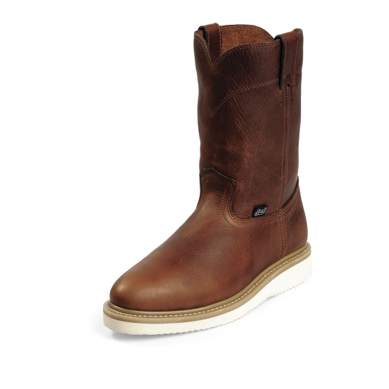 Image for AXE TAN STEEL TOE boot; Style# WK4909