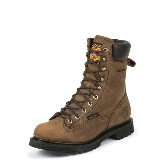 Image for WYOMING WATERPROOF COMPOSITION TOE boot; Style# WK641