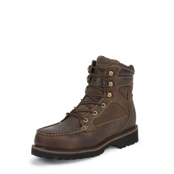 Image for RUGGED TAN COMPOSITION TOE boot; Style# WK957