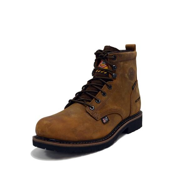 Image for DRYWALL WATERPROOF STEEL TOE boot; Style# WK969