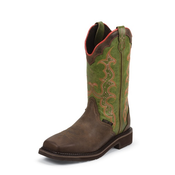 Image for WAXY BROWN boot; Style# WKL8003
