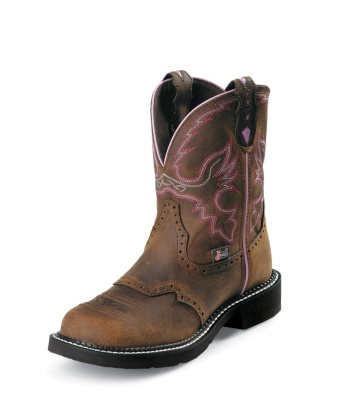 WOMEN'S AGED BARK JUSTIN GYPSY™ STEEL TOE WORK BOOTS