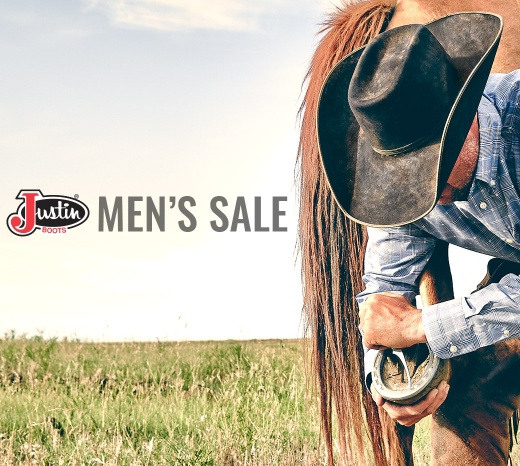 Category header - mens sale