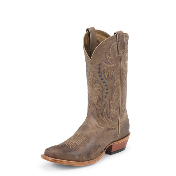 Image for BRISBY TAN boot; Style# MD2711