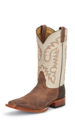 MEN'S COYOTE VINTAGE COW LEGACY WESTERN BOOTS
