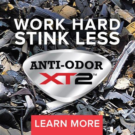Work Hard Stink Less