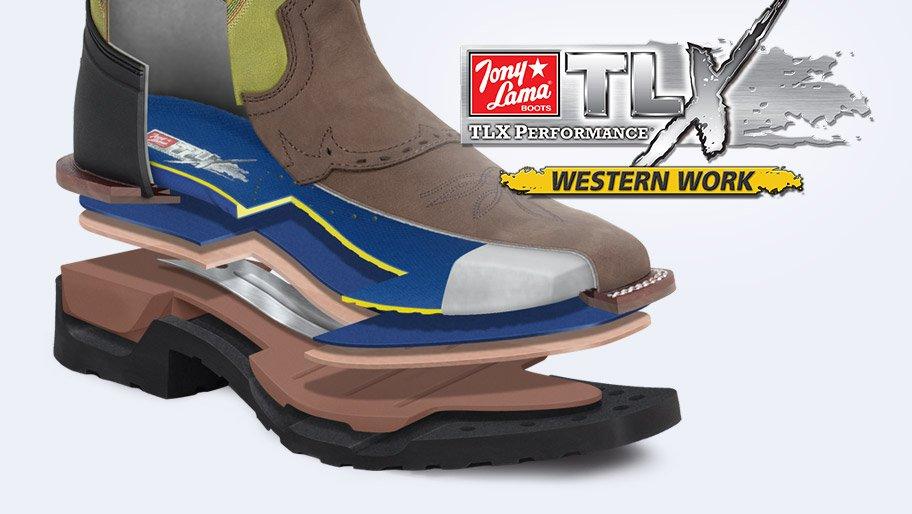 TLX® Western Work™