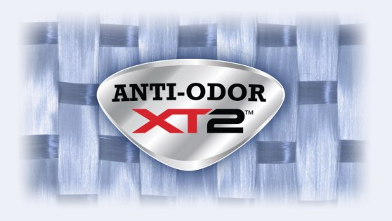 XT2™ Anti-Odor Technology