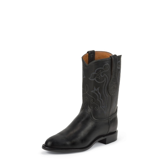 Image for BLACK RISTA CALF boot; Style# 1020