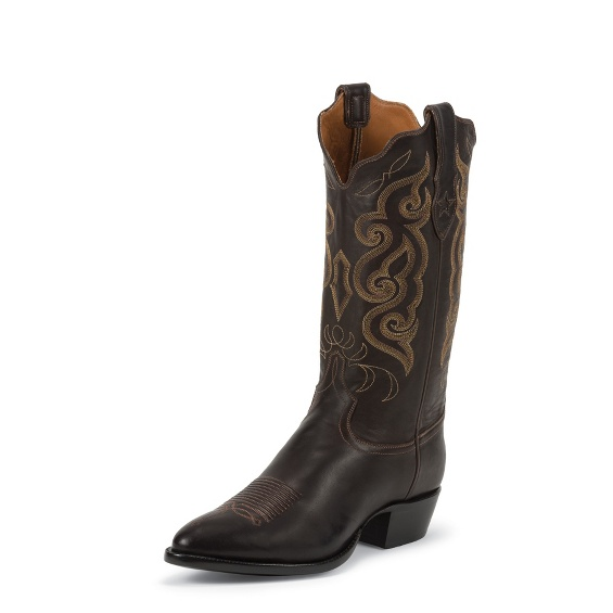 Image for CHOCOLATE RISTA CALF boot; Style# 1032