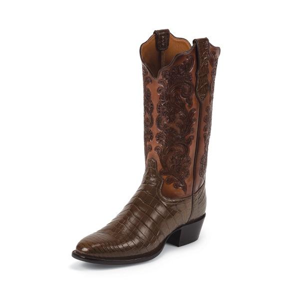 Image for WHISKEY NILE CROCODILE boot; Style# 1035