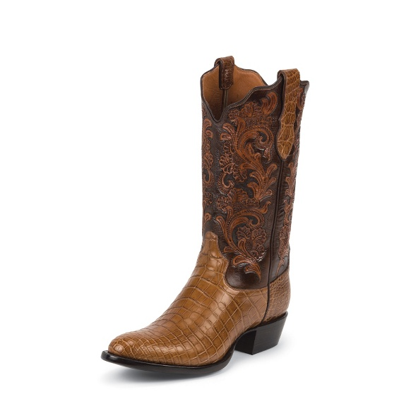 Image for BRANDY NILE CROCODILE boot; Style# 1036
