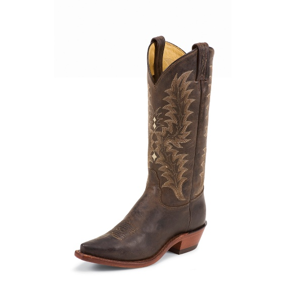 Image for CHOCOLATE SAIGETS WORN GOAT boot; Style# 1798-L