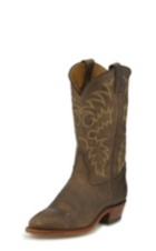 MEN'S BAY APACHE AMERICANA WESTERN BOOTS