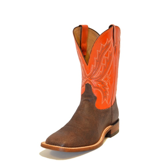 Image for OMAHA BRUNET COWHIDE boot; Style# H2342