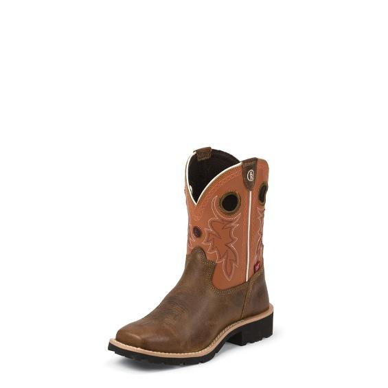 Image for OSBORN TAN boot; Style# LL510