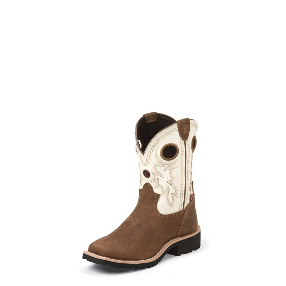 Image for OSBORN WHITE boot; Style# LL511