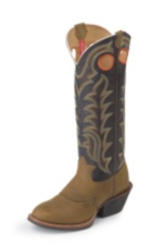 MEN'S TAN CRAZYHORSE 3R™ WESTERN BOOTS