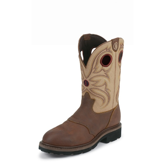 Image for SNYDER CREAM boot; Style# RR3210