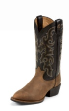 MEN'S WALNUT BRIDLE 3R™ WESTERN BOOTS