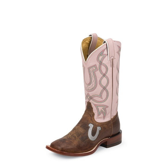 Image for TAN WORN SAIGETS GOAT boot; Style# TC1010L