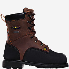 Highwall Safety Toe Met Guard