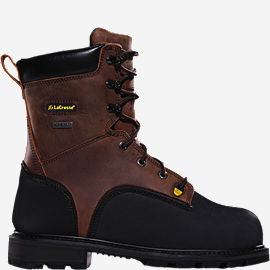 Highwall™ Safety Toe Met Guard Mining Boots