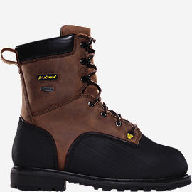Highwall Safety Toe Met Guard 1000G