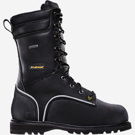 "Longwall™ 10"" Safety Toe Met Guard 200G Mining Boots"