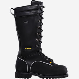 "Longwall™ 16"" Safety Toe Met Guard 200G Mining Boots"