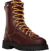 Rain Forest™ Brown Plain Toe 200G Work Boots