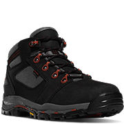 "Vicious GTX® 4"" Black Work Boots"