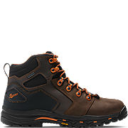 "Vicious GTX® 4.5"" Brown Work Boots"