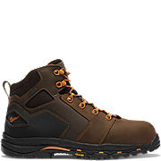 "Vicious GTX® 4.5"" Brown NMT Work Boots"