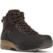 Tektite Plain Toe GTX® XCR® Brown Work Boots