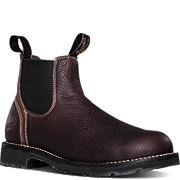 Workman Romeo Plain Toe Work Boots