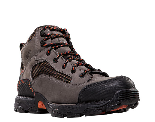 Corvallis GTX Non-Metallic Safety Toe Work Boots Grey