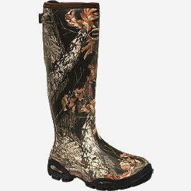 Alphaburly® Sport Mossy Oak® Break-Up® Hunting Boots