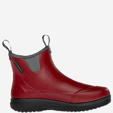 Hampton II Women's Red Boots