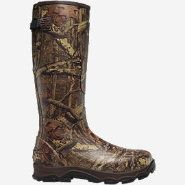 4xBurly Mossy Oak Infinity 800G Hunting Boot