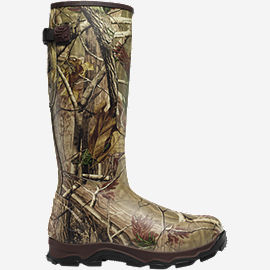 4xBurly Realtree AP 1200G Hunting Boot