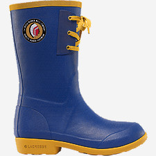 Hixon Women's Blue Boots