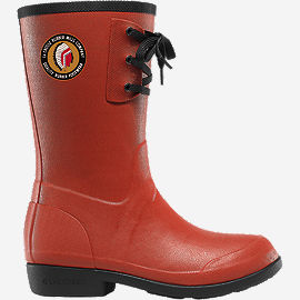 Hixon Women's Red Boots