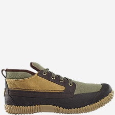 Trempealeau Chukka Green Shoes