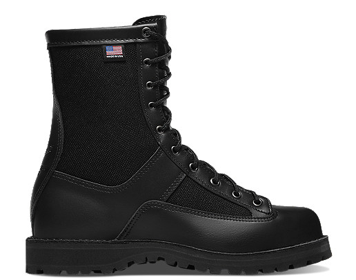 Acadia Steel Toe Uniform Boots