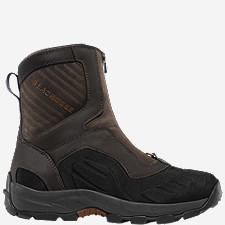 Onalaska Zip Brown 400G Pac Boots