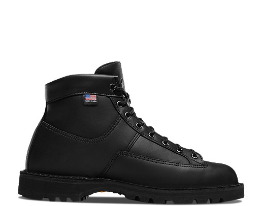 Blackhawk II Leather Uniform Boots