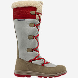 Rollick Women's Grey/Tan 400G Boots