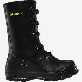 "Z Series Overshoe 14"" Black"